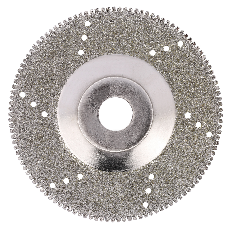 Diamond Coated 100mm 4 Inch Grinding Wheel Disc Saw Blade