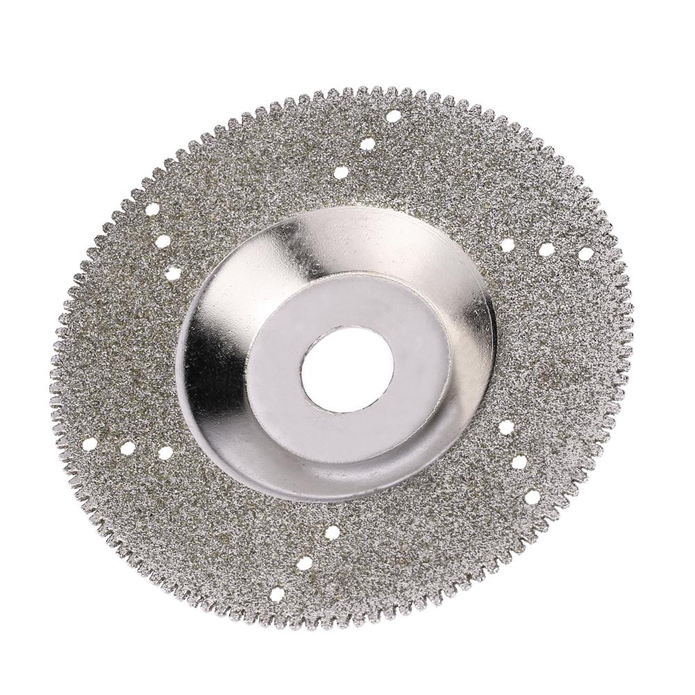 Diamond Coated 100mm 4 Inch Grinding Wheel Disc Saw Blade