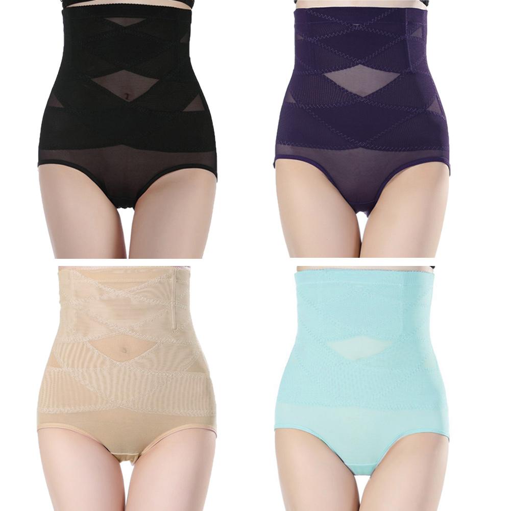 4bc1fd4b00 Fashion Women Body Shaper High Waist Belly Hip Control Corset Seamless  Shapewear Underwear