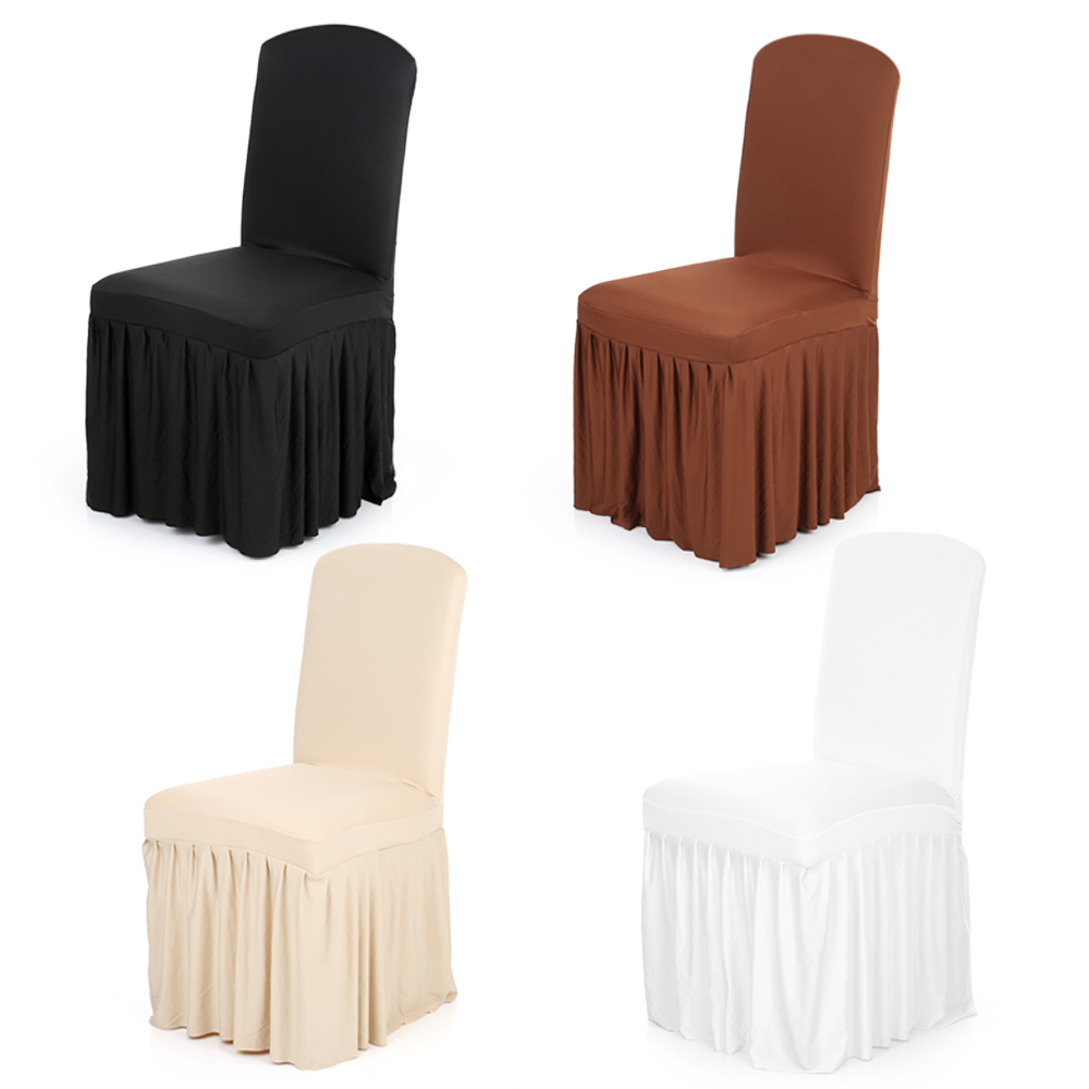 Pleated Solid Color Ruffled Home Dining Chair Cover  : H16020B 1 4b94 Az5Y from www.ebay.co.uk size 1000 x 1000 jpeg 170kB