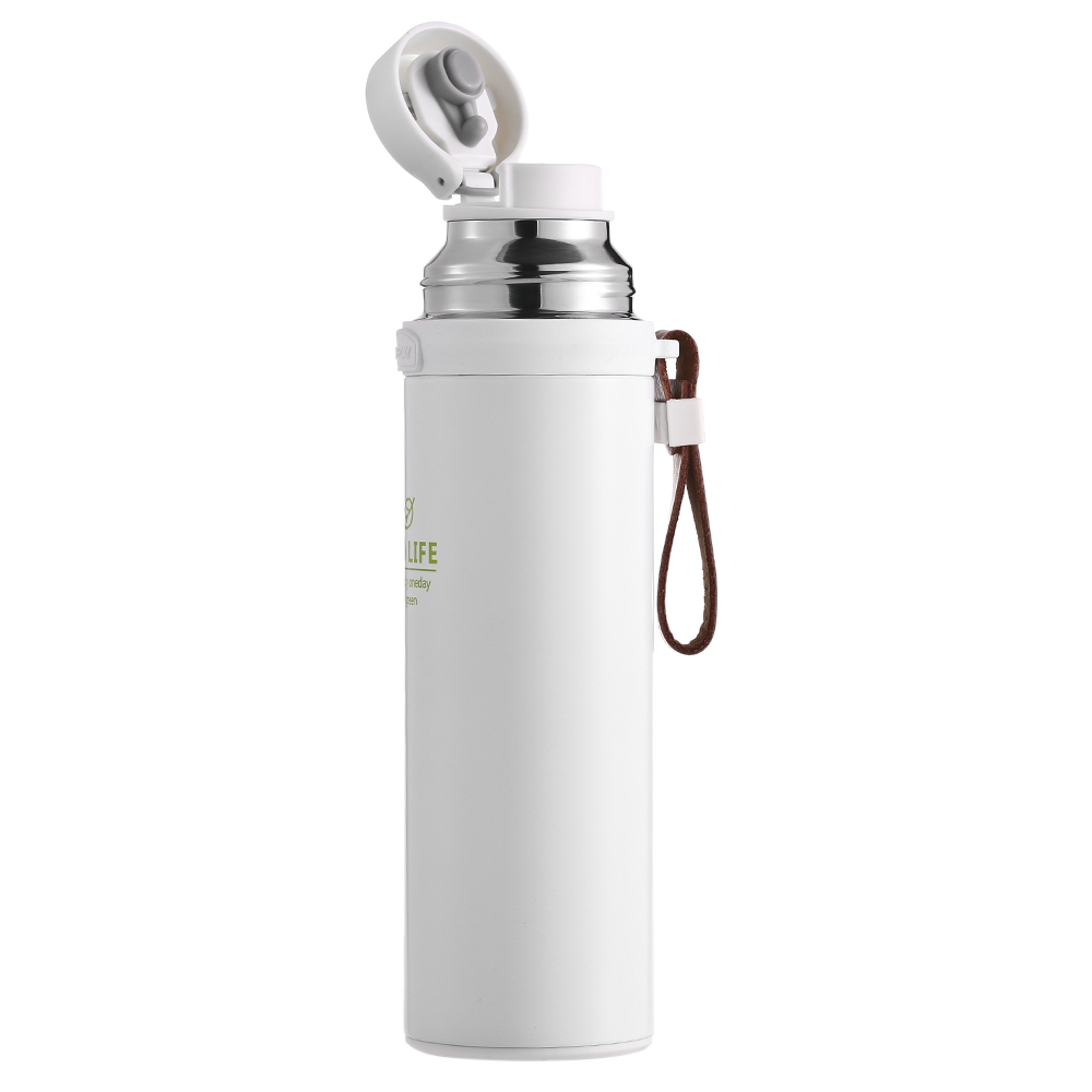 Stainless Steel Insulation : Stainless steel insulated vacuum travel sports cup thermos
