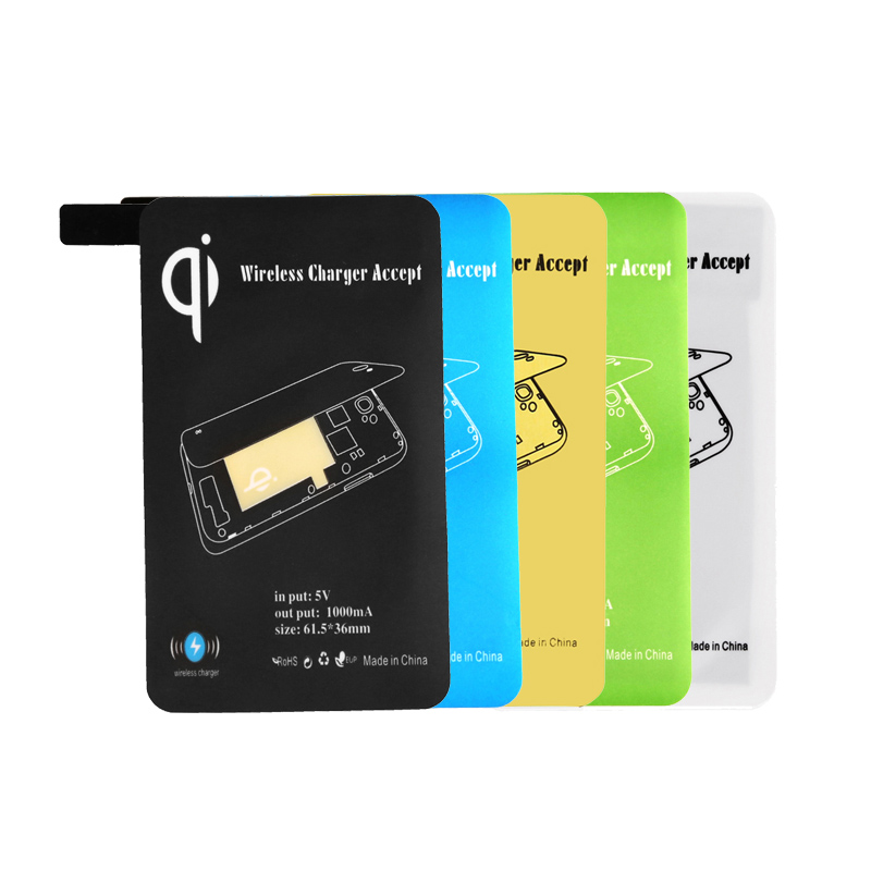 qi wireless charging receiver inductive coil for samsung galaxy s5 i9600 r7z2. Black Bedroom Furniture Sets. Home Design Ideas