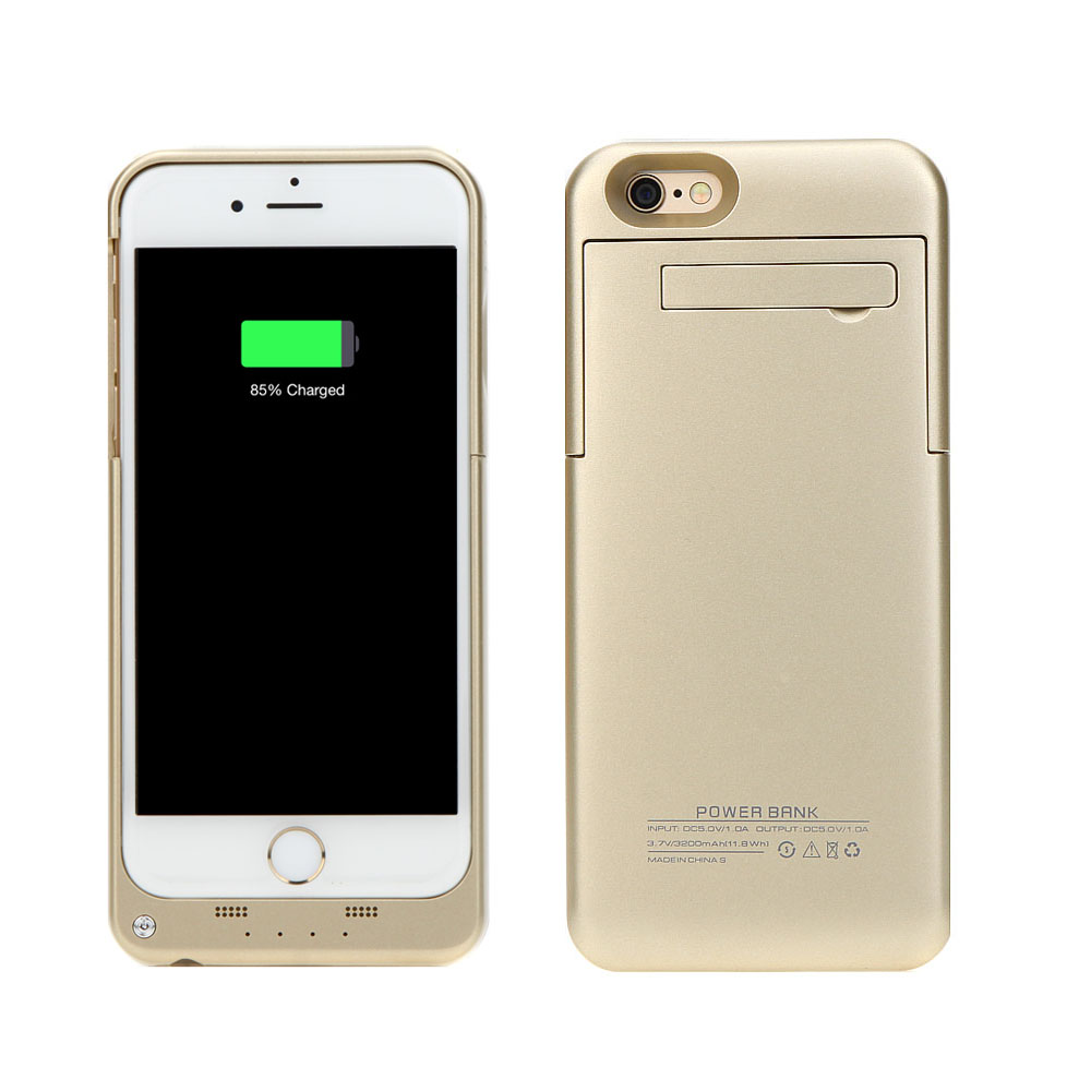 this battery case works both as an external battery and a protective ...