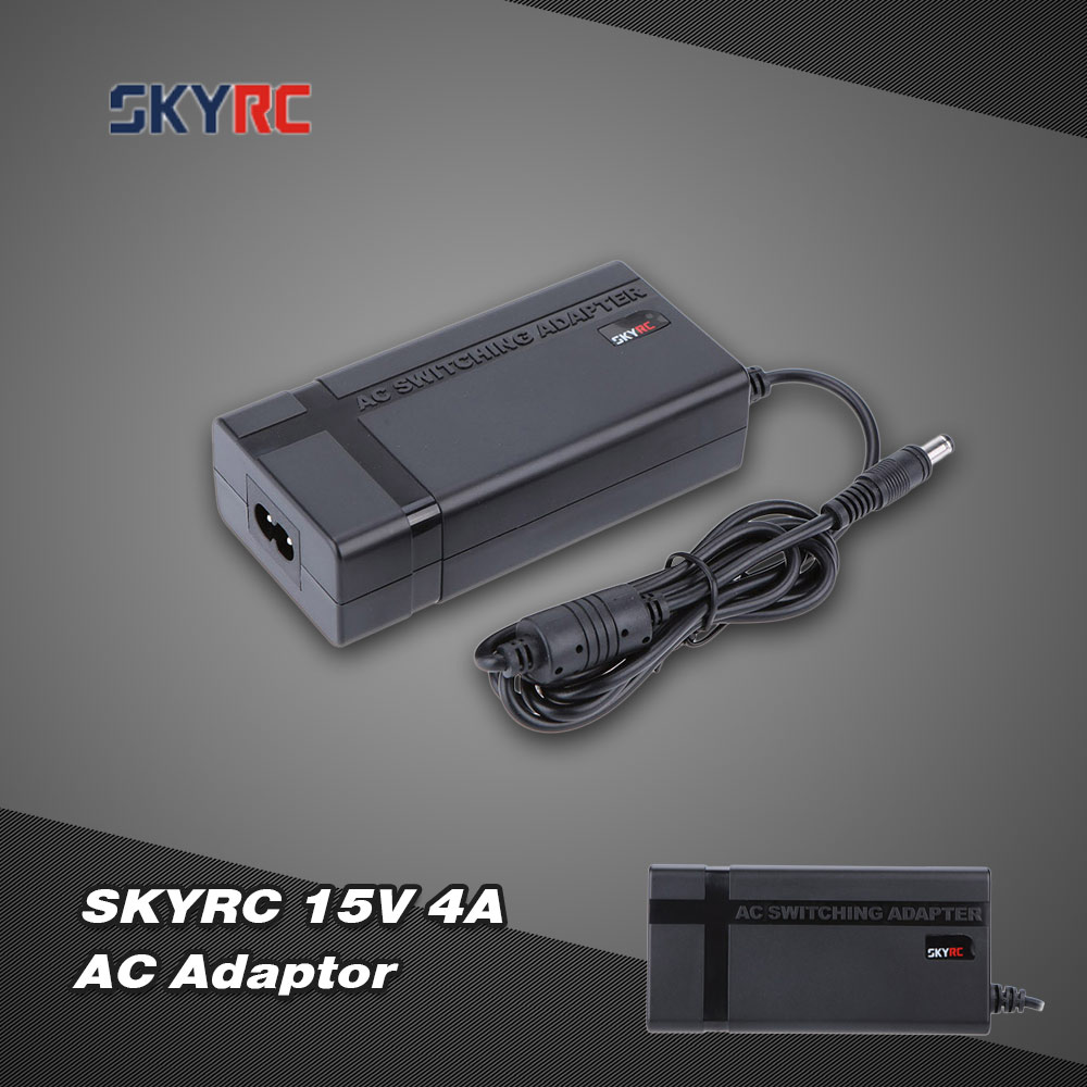 Original SKYRC High Performance 15V 4A 60W Power Supply Adapter for SKYRC IMAX B6/ mini B6 Balance Charger