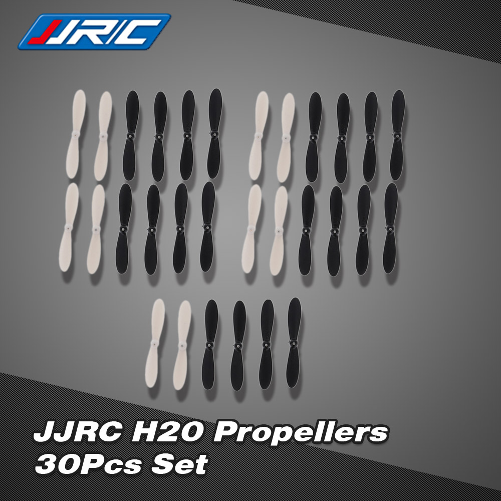 30Pcs Original JJRC H20 RC Hexacopter Part Propeller H20-07