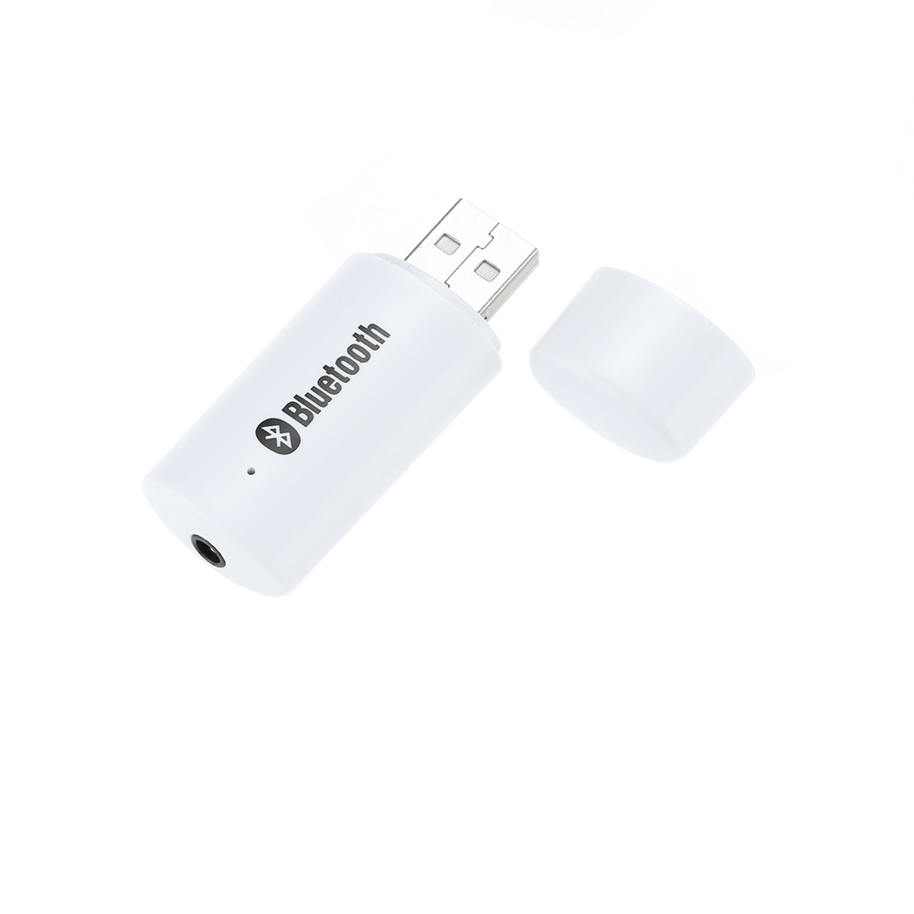 Mini Portable USB 3.5mm Audio Wireless Bluetooth Music Audio Receiver Adapter Car Stereo Home Audio System