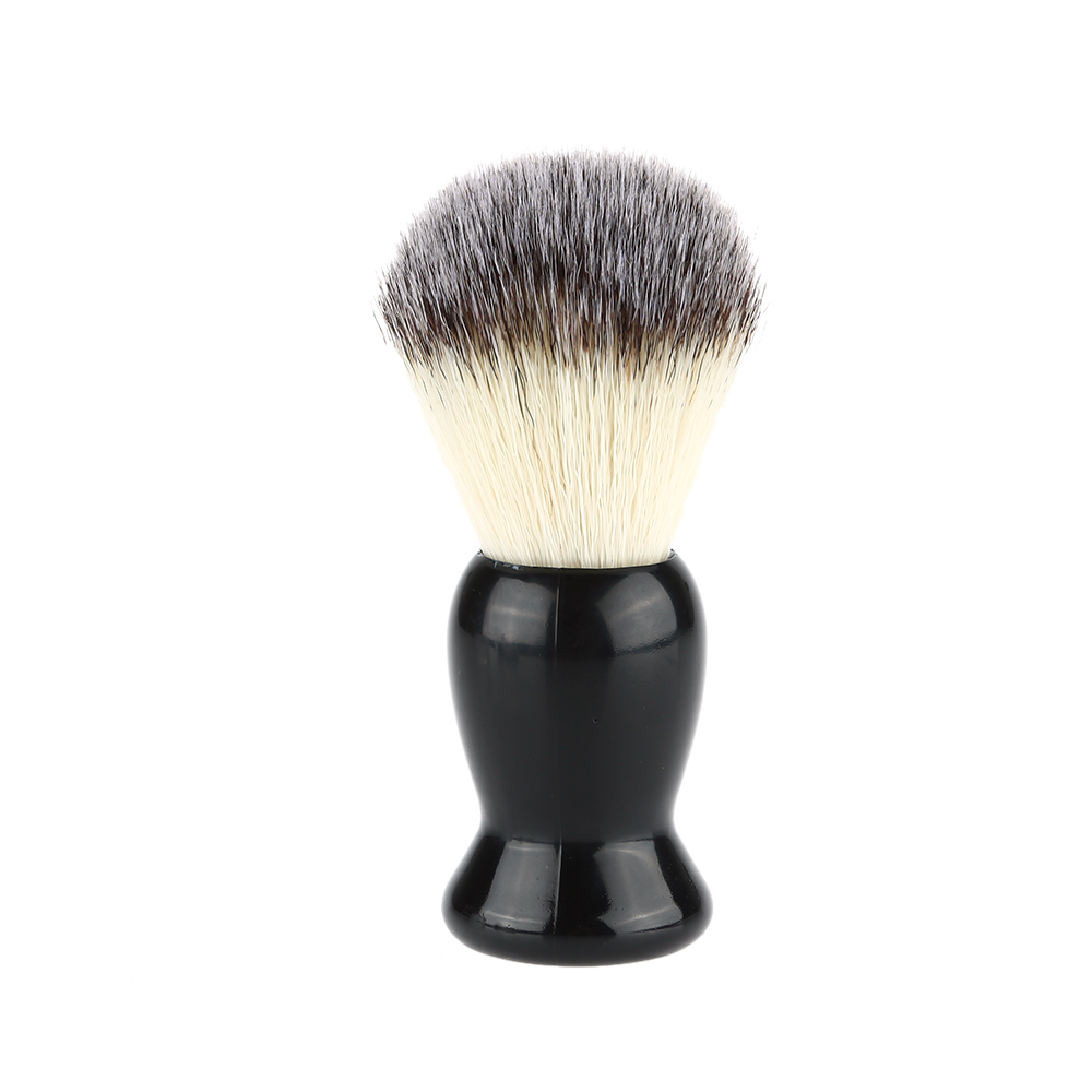 Superb Blaireau Shaving Brush Pure Blaireau Shaving Beard Brush Man Facial Cleaning Brush / Tool Black Handle Male Cleaning Appliance