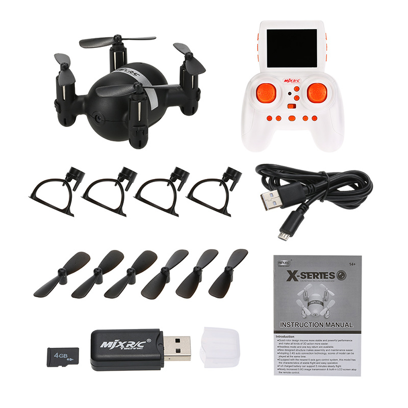 x series drone