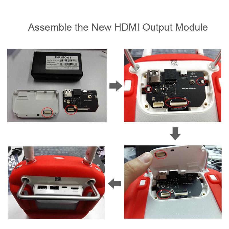 Dji модуль с выходом hdmi универсальный чехол mavic combo видео обзор
