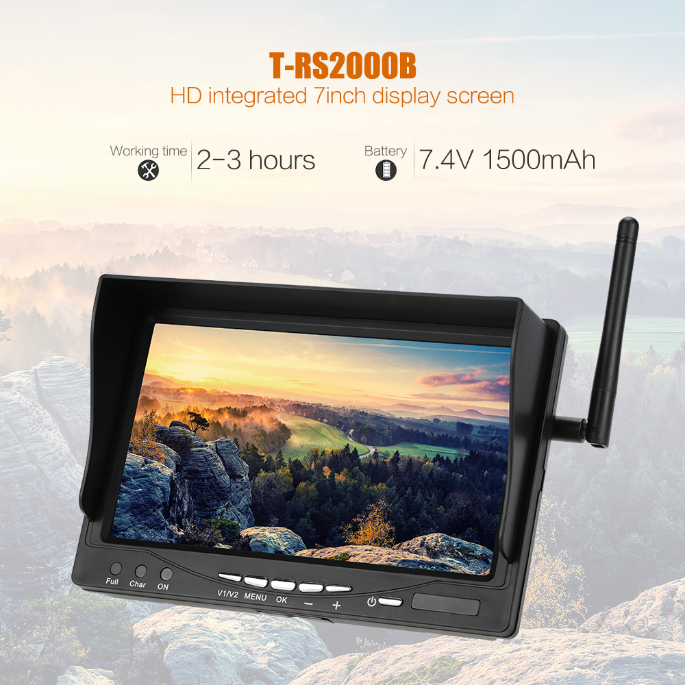 $2 off for T-RS2000B 5.8G 32CH 7