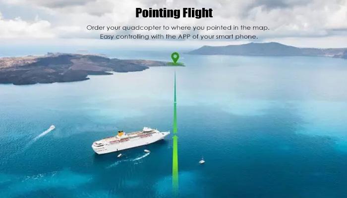 Oferta Xiaomi Mi Drone 4K por 383 euros (Oferta FLASH) 1 xiaomi mi drone