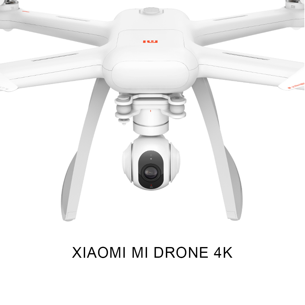 $126 Off XIAOMI Mi Drone 4K WiFi FPV RC Quadcopter,free shipping $459.99