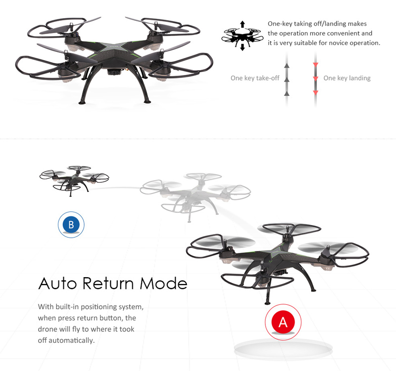 how to hold drone stable