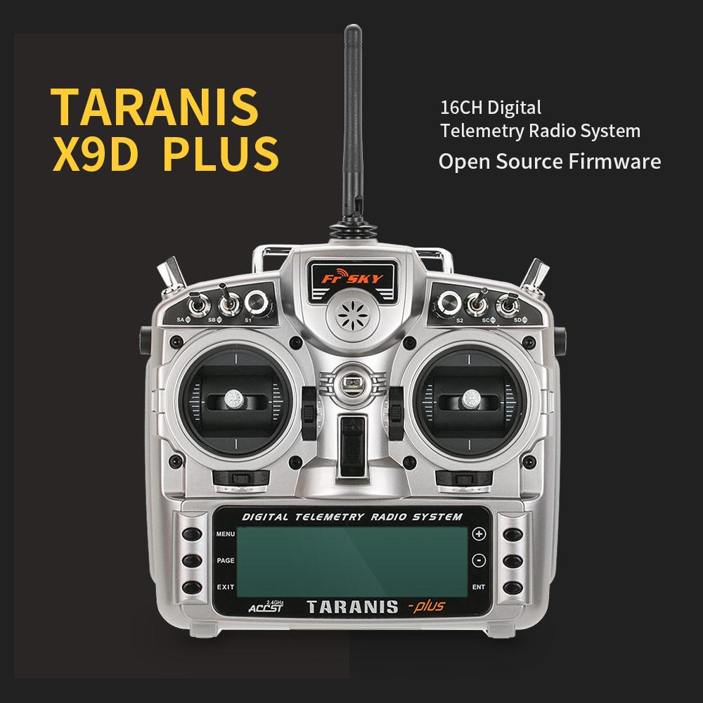 $15 off for FrSky Taranis X9D Plus Telemetry Radio Transmitter USD$214.99