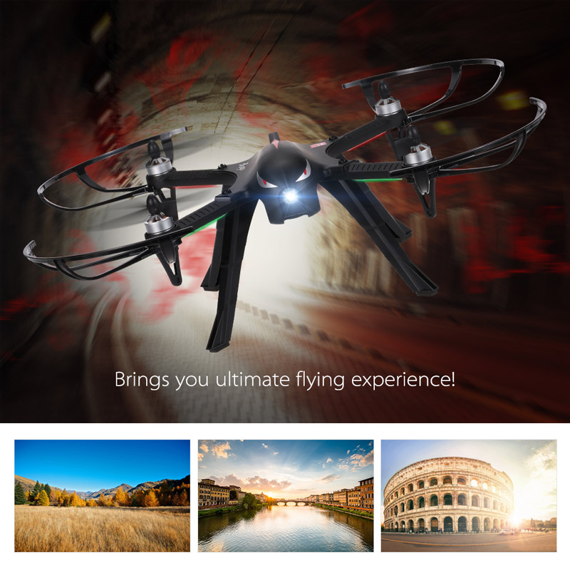 $14 OFF MJX B3 Bugs 3 2.4G 6-Axis Gyro RC Quadcopter $85.99 with Coupon Code:MJXBUG3