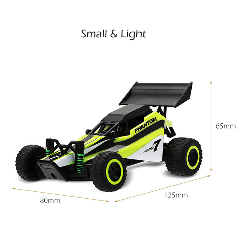 132 ultra mini racing car extremely portable 20kmh maximum speed resistant to the impact of falling from 20m high because of its strong structure