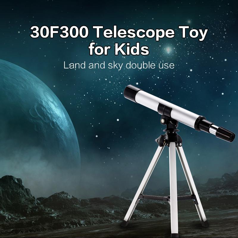 telescope use lens