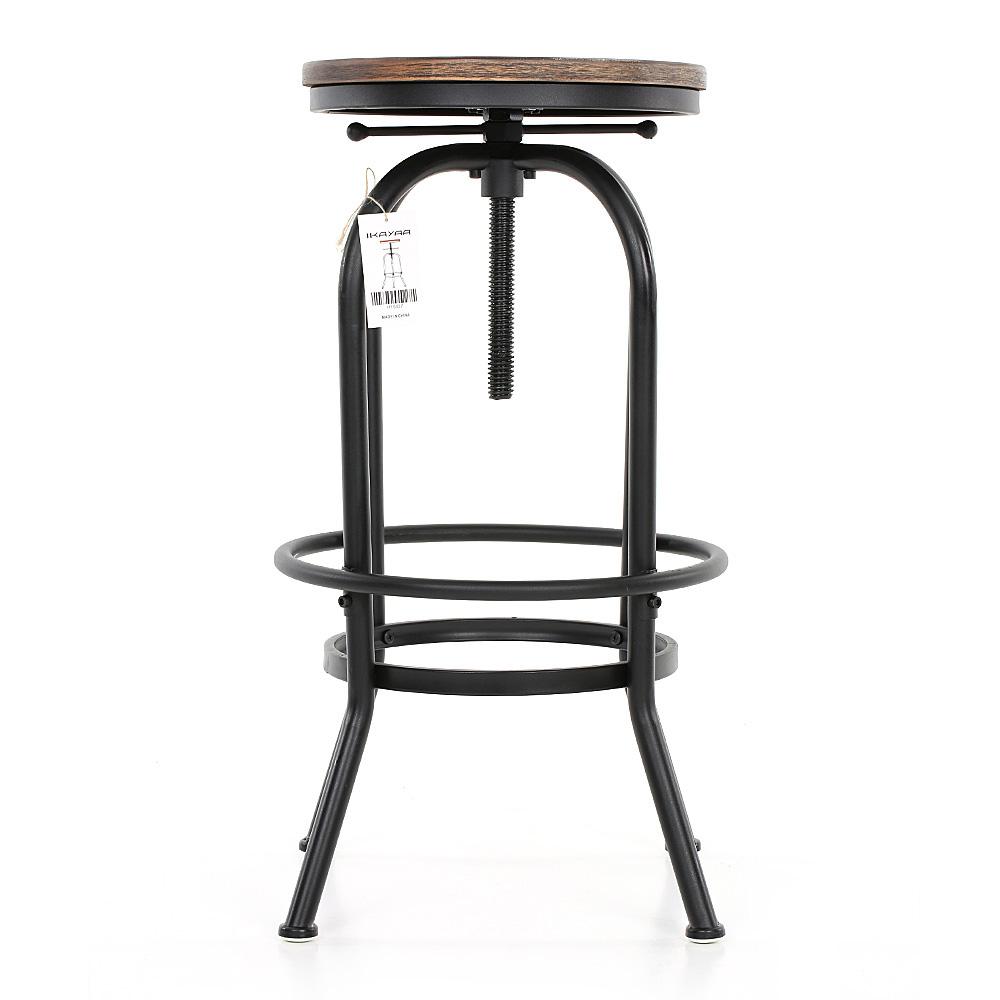 Industrial Style Height Adjustable Swivel Bar Stool  : H16837 1 2b9c 5YOz from www.ebay.co.uk size 1000 x 1000 jpeg 121kB