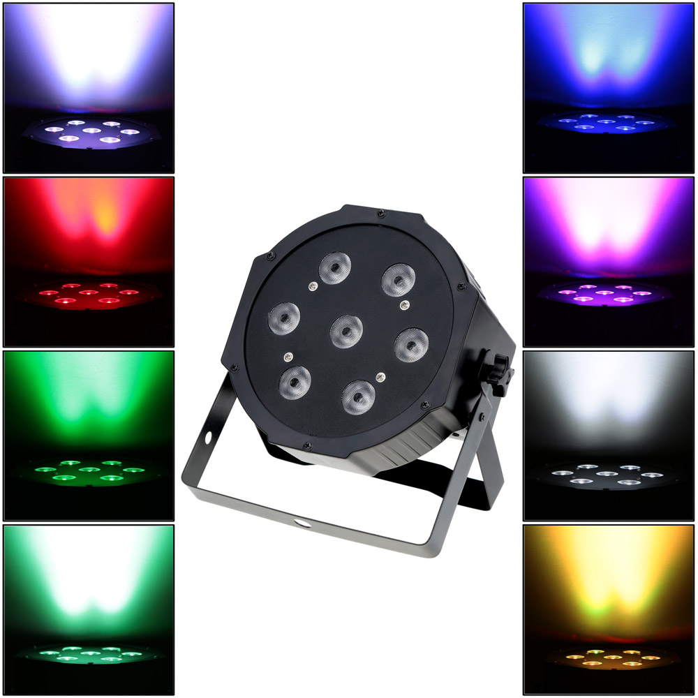 wash moving head light dmx stage party dj lighting double side d6d9