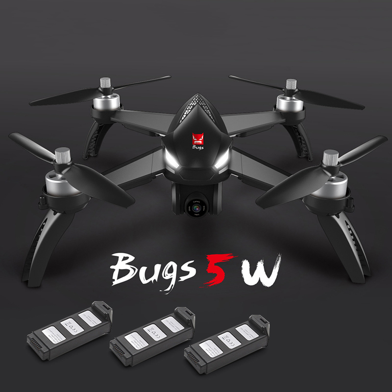 3425-OFF-MJX-Bugs-5W-5G-Wifi-FPV-RC-Drone-Quadcopter-with-3-Batterieslimited-offer-24160
