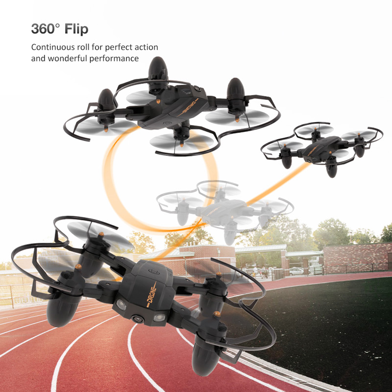 X39-1 Racing Drone 360 degrees Flip or Roll