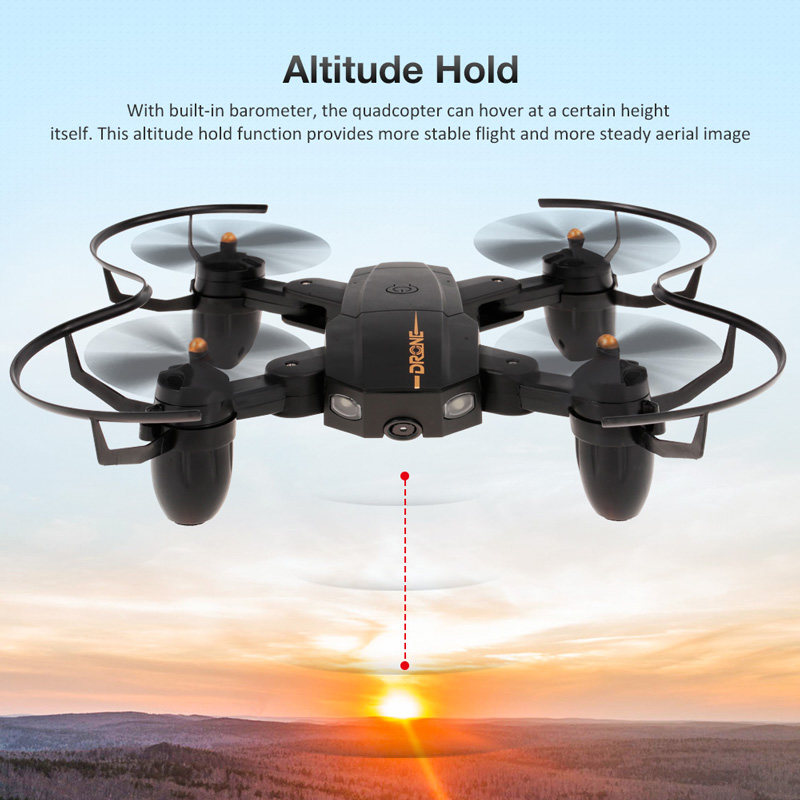 X39-1 Racing Drone Altitude Hold