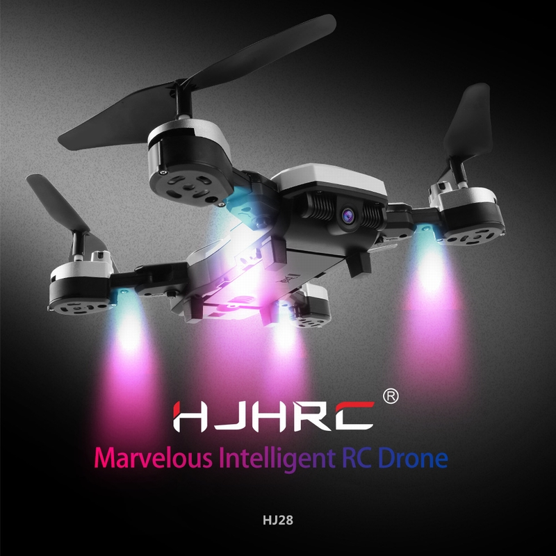 HJHRC HJ28 RC Drone with Camera 1080P Wifi FPV for Aerial Photography P8R1