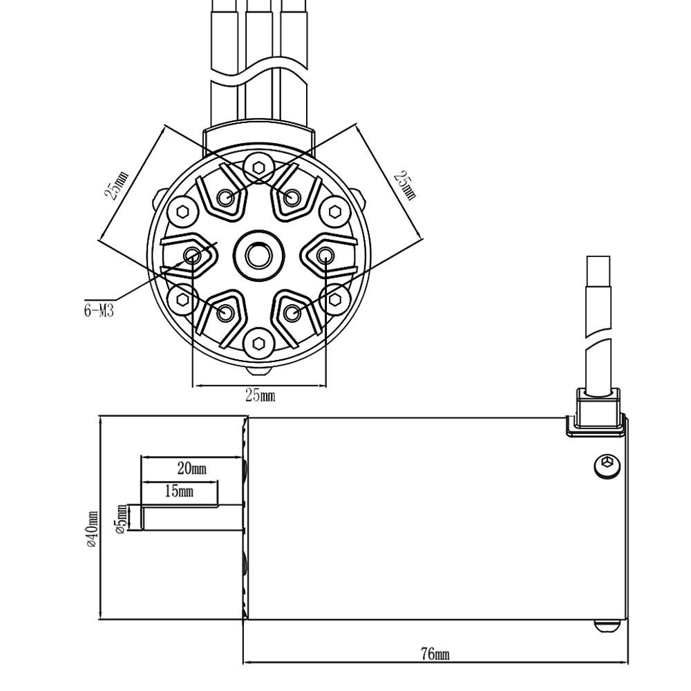 4076 2000kv sensorless brushless motor 120a brushless esc led Futaba Receiver Wiring Diagram 4076 2000kv sensorless brushless motor 120a brushless esc led programming card for 1 8 rc car