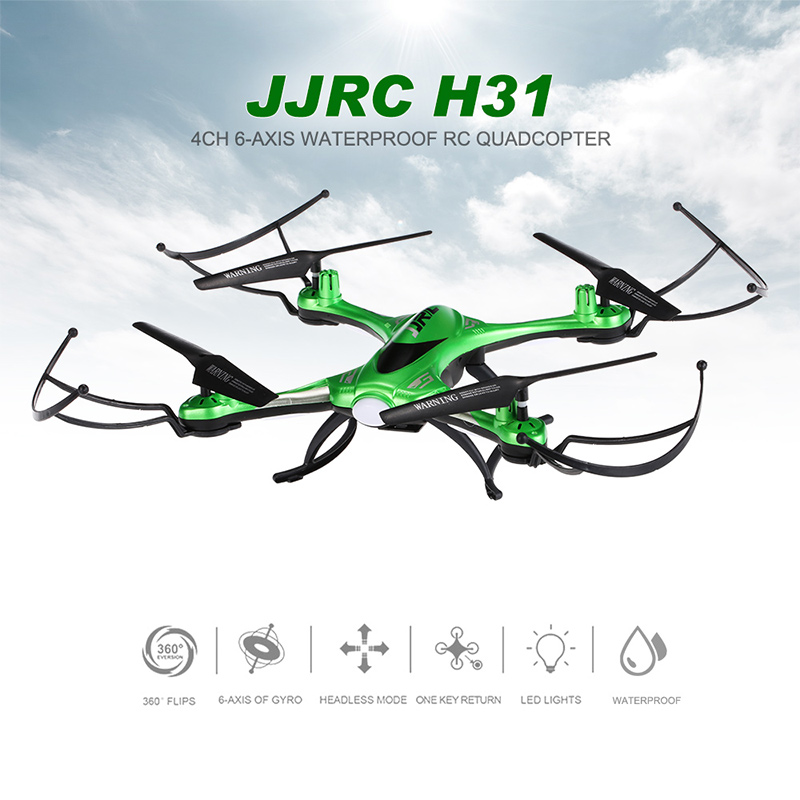 $29.99 For JJRC H31 Waterproof 2.4G 4CH 6-Axis Gyro Drone with code EDM5638