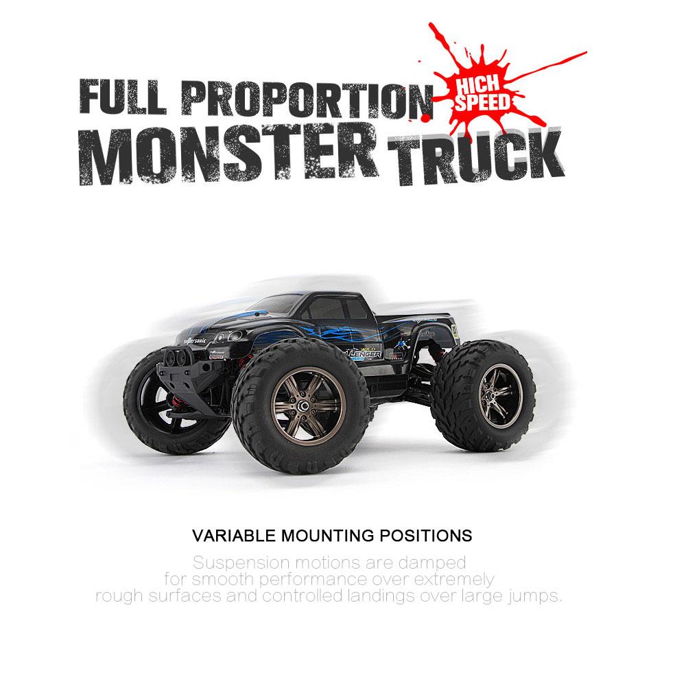 Original Gptoys Foxx Monster Truck Rwd High Speed Sales