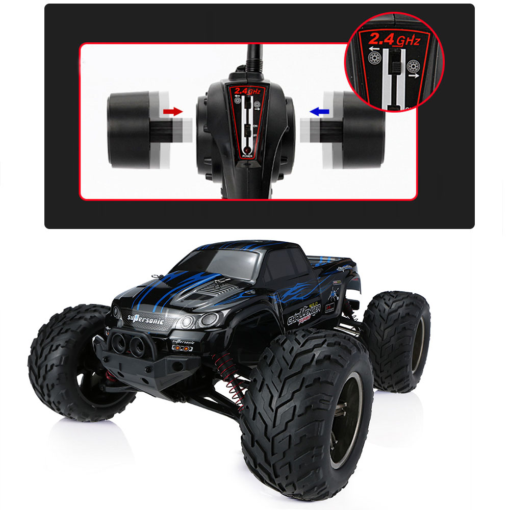 Original Gptoys Foxx Monster Truck Rwd High Speed Sales