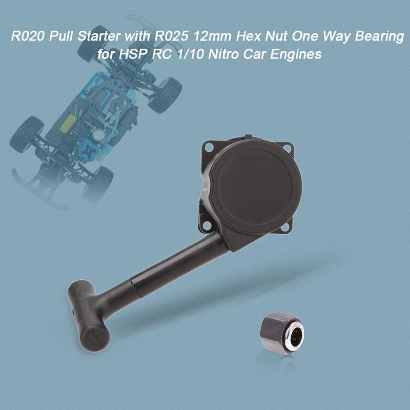 RC Nitro Pull Start One Way Bearing 12mm