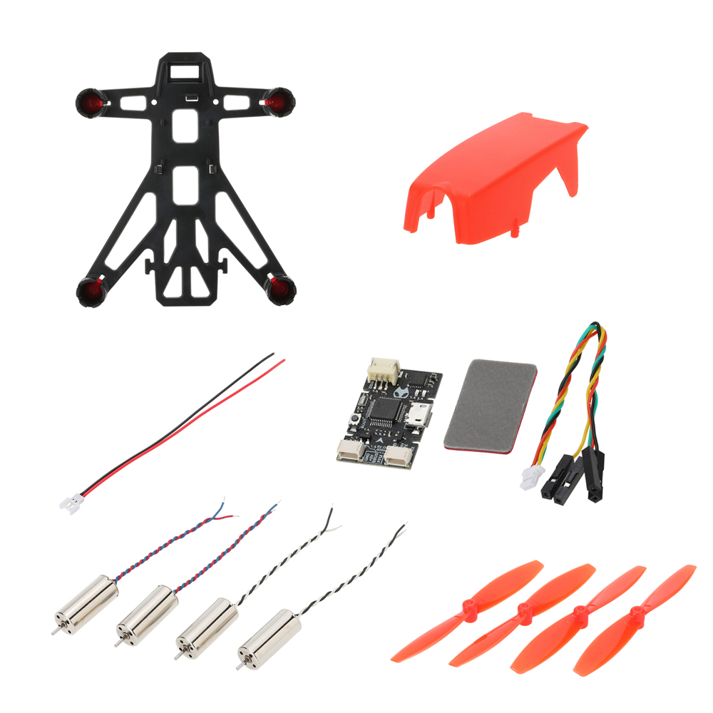 Q100 Super Mini 4-Axis Micro FPV Racing Quadcopter Frame Kit with ...
