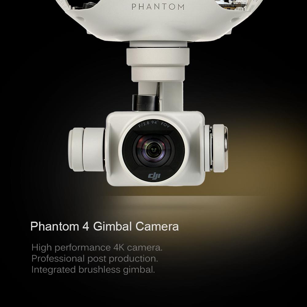 какая камера в phantom 4