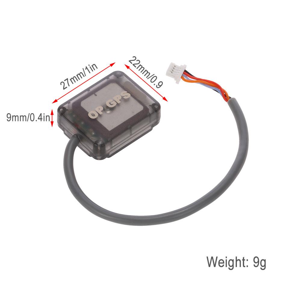 Ultra Small Ublox 7 Chip Core OP GPS for CC3D Flight Controller QAV250  Racer250 FPV Racing Quadcopter - RcMoment com
