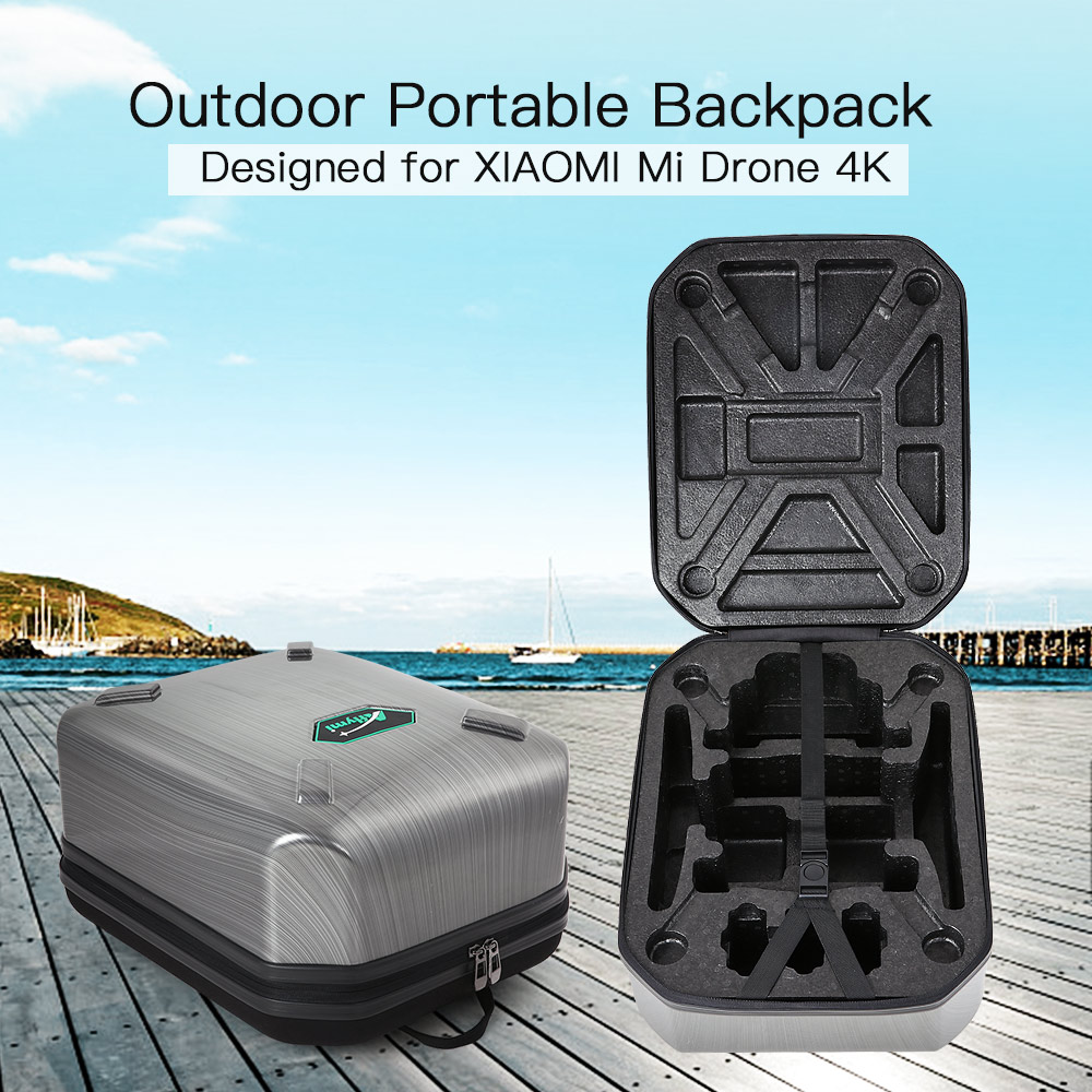 Outdoor Shockproof Hard Shell Water Proof Portable