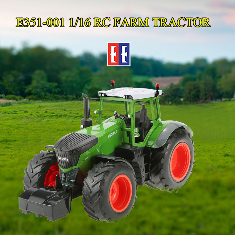 Only $59.99 For Double E E351-001 1/16 Farm Tractor RC Car with code EJ7831