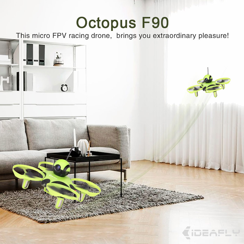 Sólo $69.99 para Ideafly Octopus F90 RCmoment