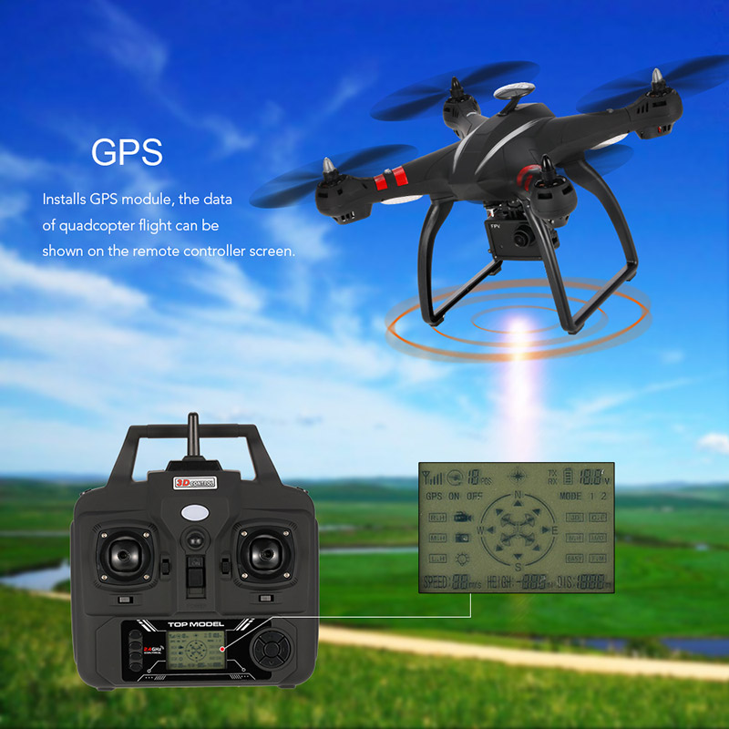 Get $14 Off For BAYANGTOYS X21 Wifi FPV Brushless GPS 1080P Gimbal Camera Drone  with code  Only $206.99 +free shipping