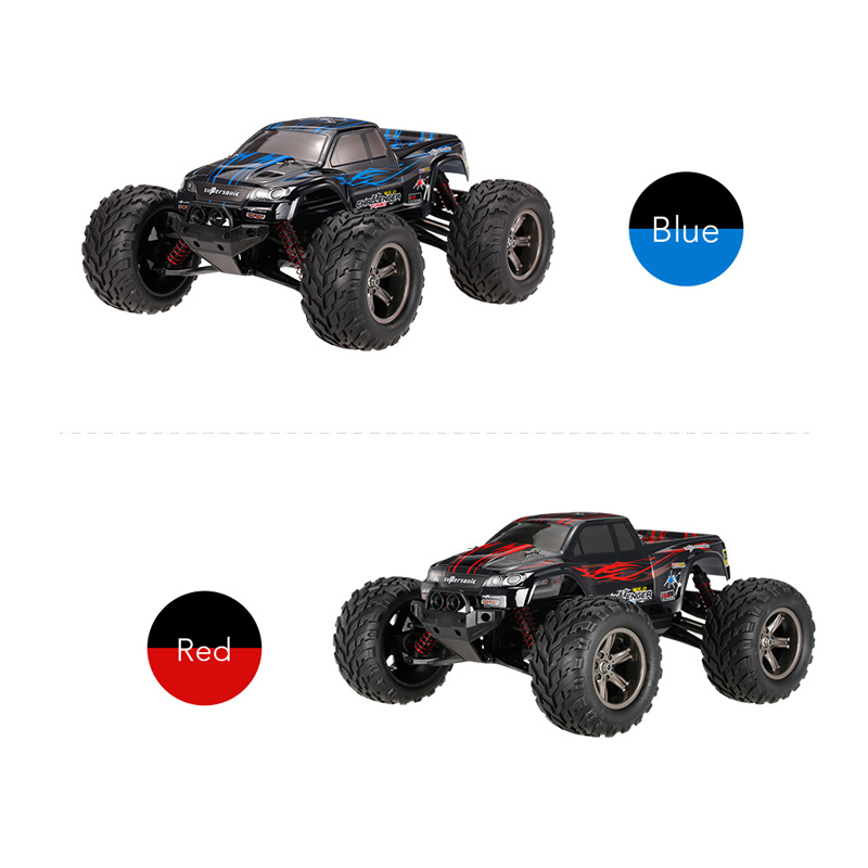 Blue Eu Xinlehong Toys H Electric Rtr