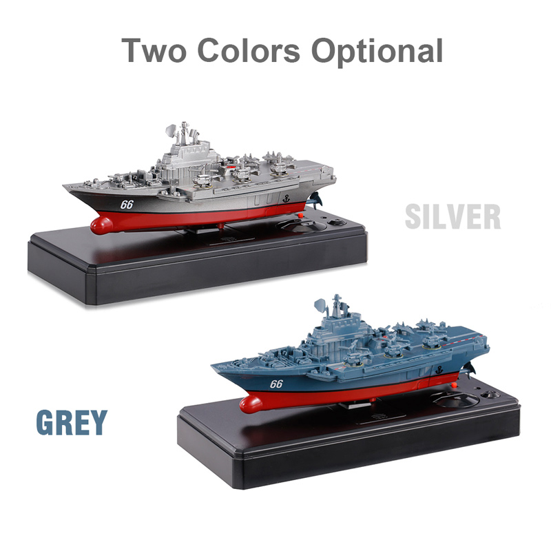 Get $3  Off For Create Toys Sea Wing Star 3319 2.4GHz All Direction Navigate Mini Radio Control Electric Aircraft carrier RTR  with code  Only $16.99 +free shipping