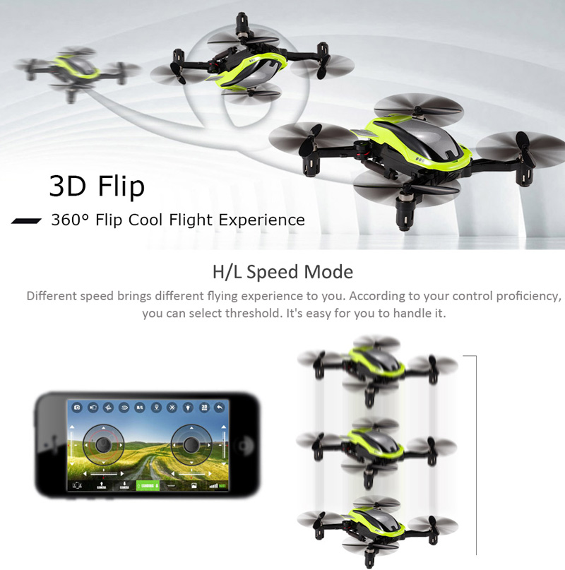 Get $9  Off For Kai Deng K100 EQUATOR 0.3MP Camera WiFi FPV Foldable Drone Altitude Hold G-sensor APP Control Quadcopter with code   Only $30.99 +free shipping