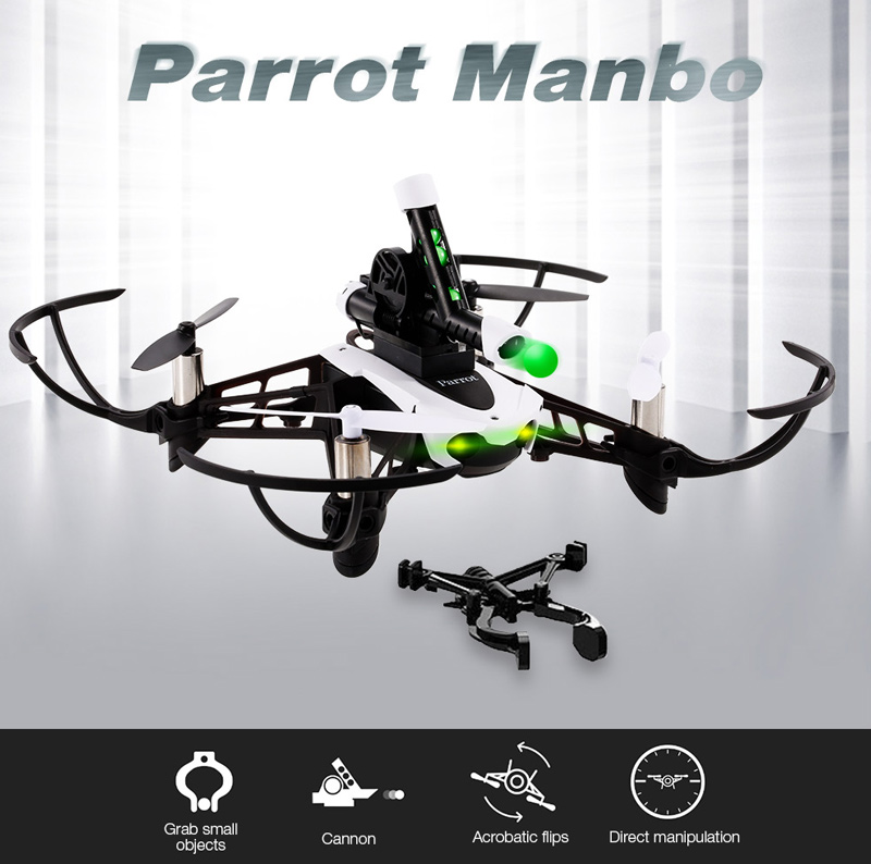 $6 OFF Parrot Minidrones Mambo RC Quadcopter,free shipping $87.99