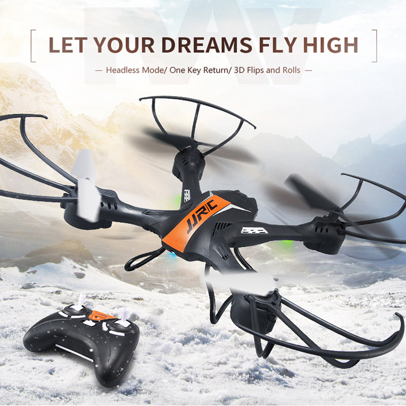 Only 21.99$ for Original JJRC H33 2.4G 6 Axis Gyro CF Mode One-key Return 3D Flip RC Drone