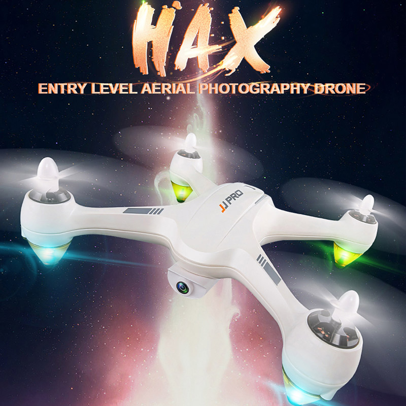 30$ off Original JJRC  X3 HAX 1080P Camera Wifi FPV Dual-Mode GPS Positioning