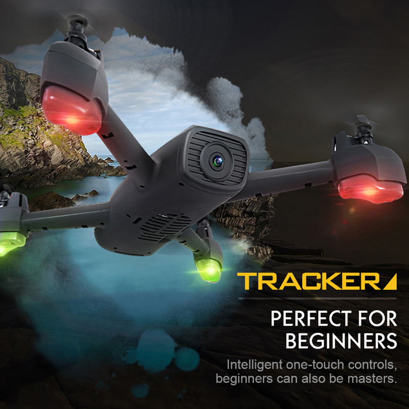 Get $10 Off For JJRC H55 Tracker 2.4G 720P Camera RC Quadcopter Two  with code  Only $92.99 +free shipping