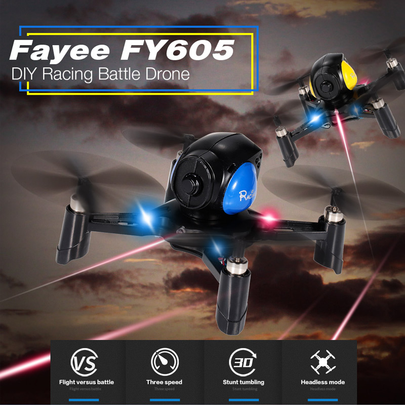 $3 OFF Fayee FY605 Sky Fighter Drone,free shipping $32.99