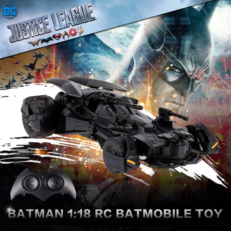 Only 26.99$ for Justice League 2.4G 1/18 RC Batmobile RC Car Toy for Kids