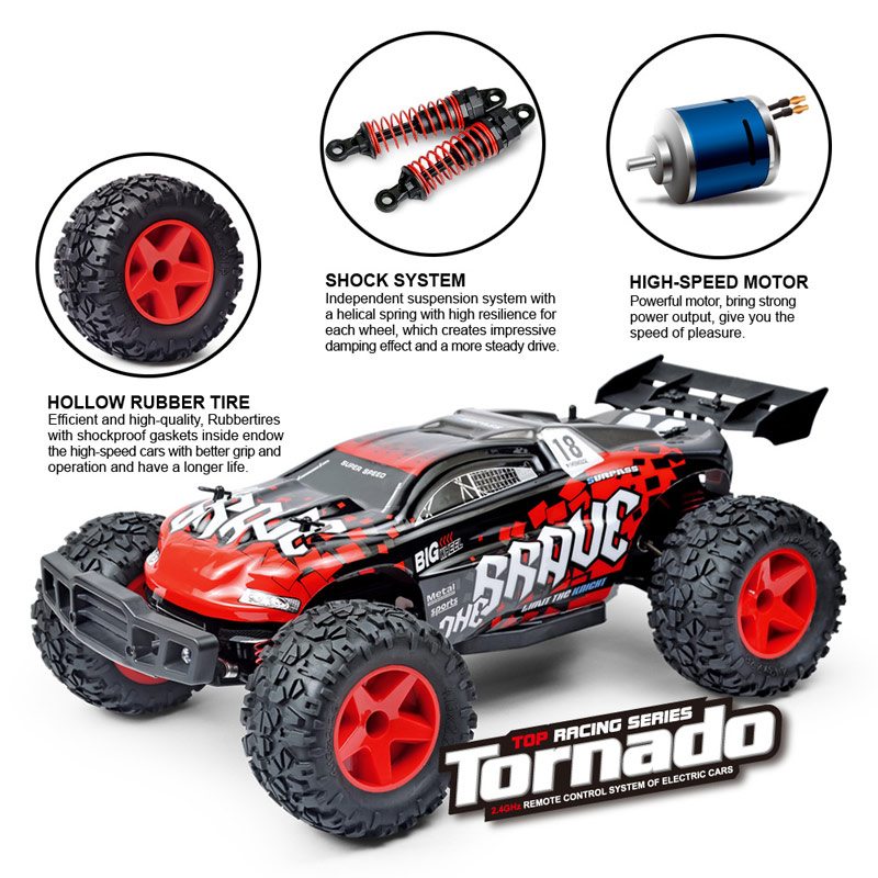 $10 OFF SUBOTECH  4WD Desert Buggy RC Car,free shipping $79.99