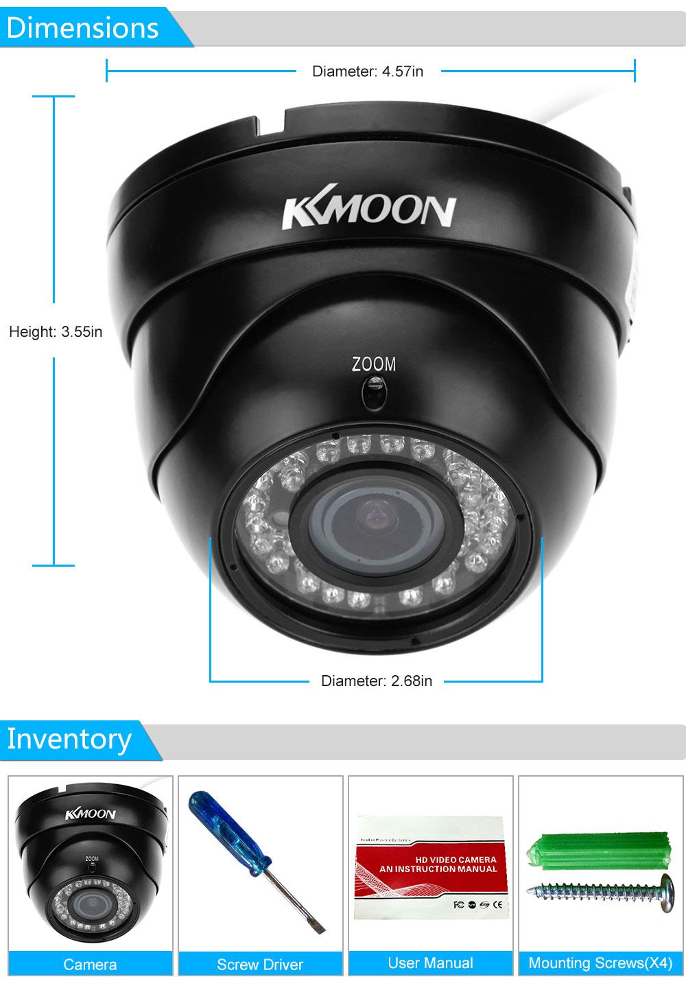 kkmoon ip camera instructions